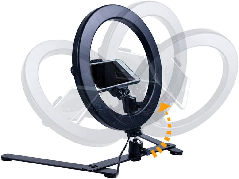 Anchor1 Desktop Bracket Fill Light Ring Mobile Phone Bracket Set 6 inch Photography Light Beauty Lamp