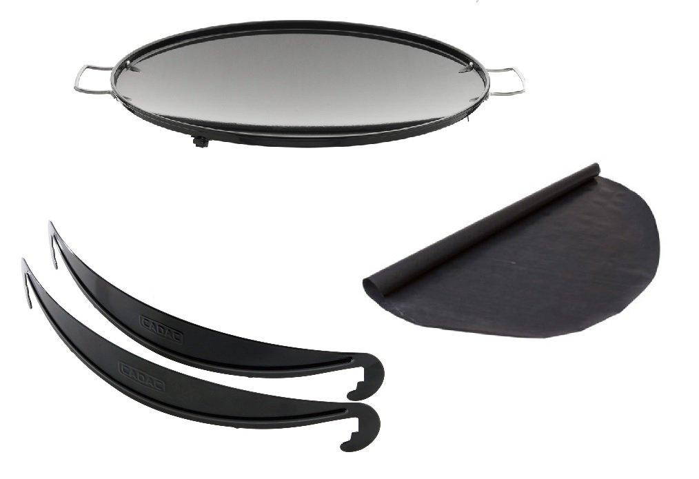 Cadac Skottel Plate + Liner & Warmers