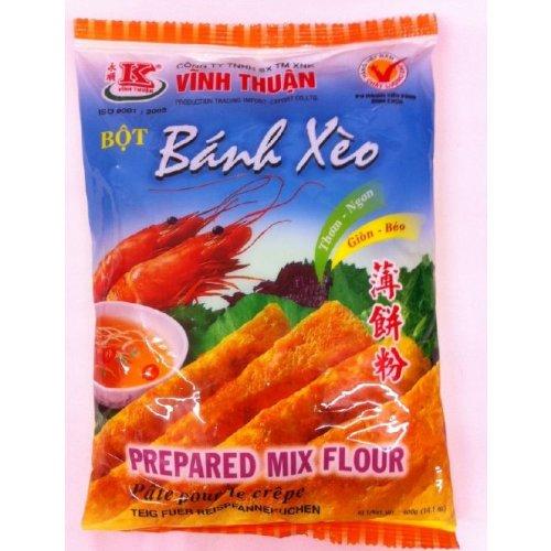 Vinh Thuan Prepared Mix Flour, 14.1 Ounce
