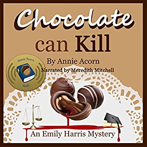 Chocolate Can Kill Audiobook