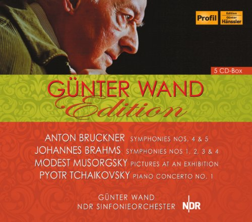Günter Wand Edition (Superstore+patio)