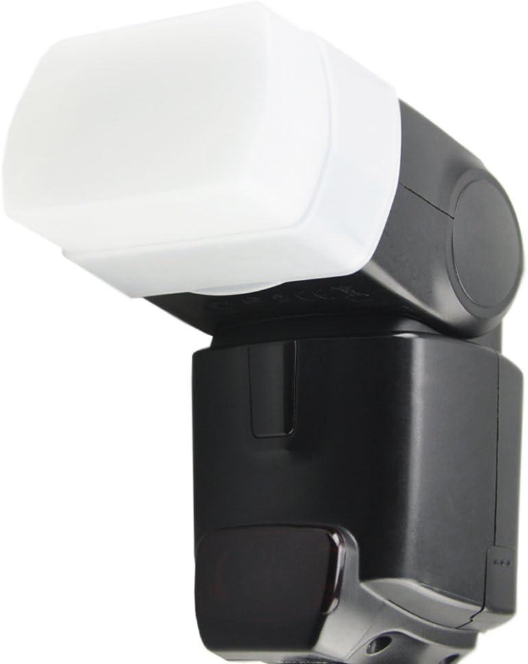Camera Flash Diffuser JJC Flash Bounce Light Diffusers for Canon 580EX /& 580EX II Flash Canon DSLR Camera Flash Speedlight 2 Pack