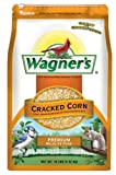 Wagners 18542 Cracked Corn, 10-Pound Bag