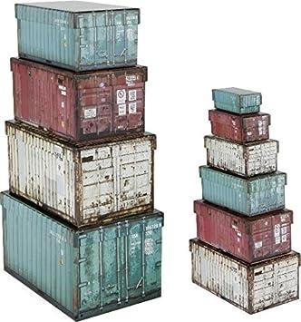 Paper Collection Lote De 10 Cajas De Regalo De Almacenaje