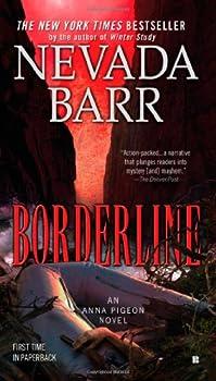 Borderline 0425233782 Book Cover