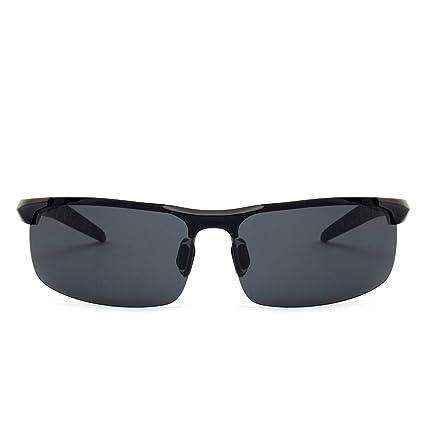TLMY Gafas De Sol Polarizadas Aluminio-magnesio con Gafas De Sol Deportivas Claras Gafas de