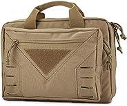 ProCase Tactical Pistol Case, Shooting Range Pistol Bag Handgun Magazine Pouch Shooting Range Duffle Bag for H