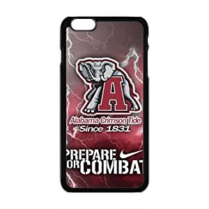 Alabama Crimson Tide Cell Phone Case for Iphone 6 Plus