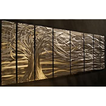 Contemporary Metal Wall Art. Wall Sculptures By Ash Carl Part 38