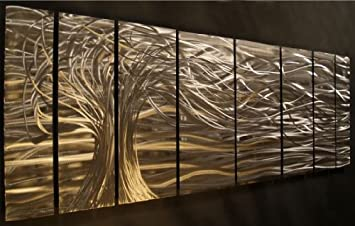 Exceptionnel Contemporary Metal Wall Art. Wall Sculptures By Ash Carl
