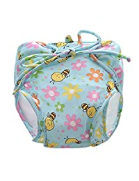 [Bee] Reuseable Baby Swim Diaper Lovely Infant Swim Nappy Swimwear