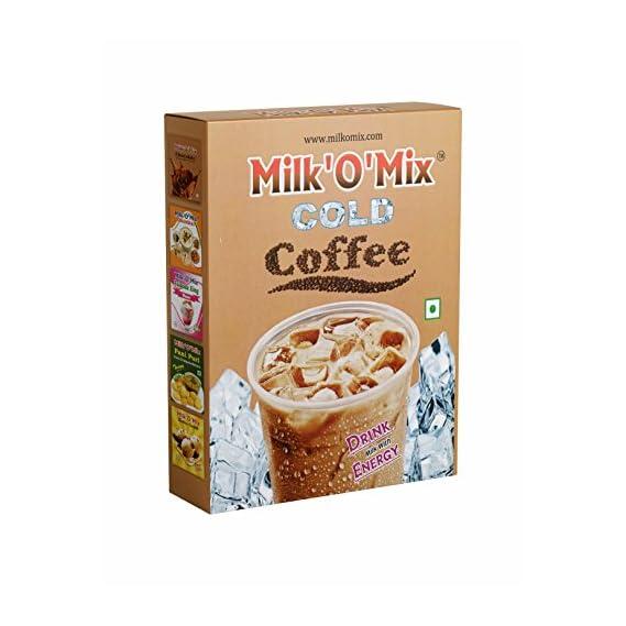 Milkomix Cold Coffee Flavored Milk Powder