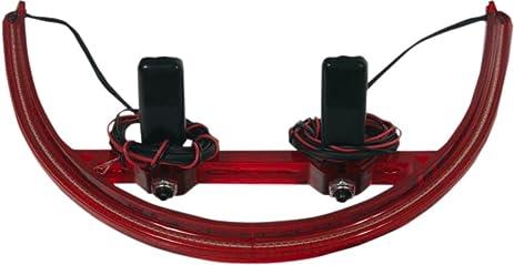 amazon com custom dynamics vr 101 led turn signal bar rear red rh amazon com 3 Wire Turn Signal Diagram Simple Turn Signal Diagram