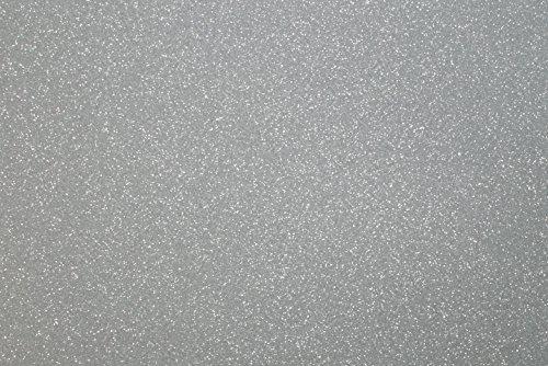 Best Creation Shimmer Arena Papel x 30,5cm Plata