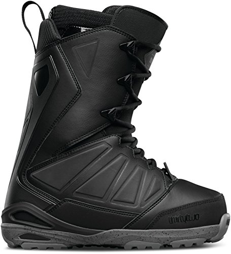 thirtytwo Lashed XLT 16' Boots, Black, Size 8.5 (Two Mens Thirty Lashed)