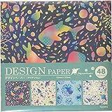 Kyowa Japanese Aquarium Design Paper 4design 4color