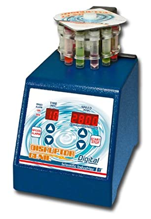 Scientific Industries SI-DD88 Digital Disruptor Genie Cell Disruptor, 1000-2850rpm, 100V