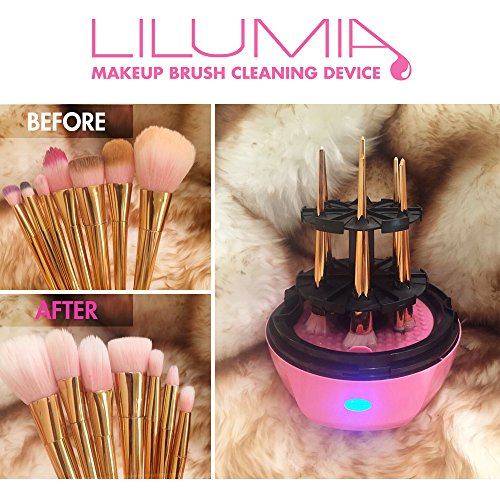 Best Natural Makeup Brush Cleaner