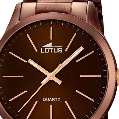 Lotus reloj hombre cronógrafo Klassik Smart Casual 18245 2  Lotus   Amazon.es  Relojes 3e7c698308f8