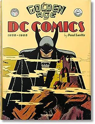 The Silver Age of DC Comics  Taschen  400 Seiten Hardcover über 2 KG