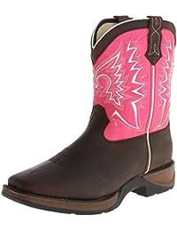 Kids' DWBT094 Western Boot