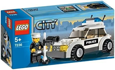 LEGO City: Police Car