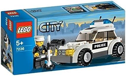 Amazon Com Lego City Police Car Toys Games
