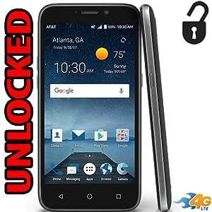 Zte Maven 3 Unlocked 4g Lte Usa Latin & Caribbean Quad Core Z835 5mp Flash 8gb Android 7.1 LCD 5.0 Desbloqueado