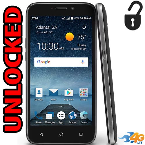 Zte Maven 3 Unlocked 4G Lte Usa Latin   Caribbean Quad Core Z835 5Mp Flash 8Gb Android 7 1 Lcd 5 0 Desbloqueado