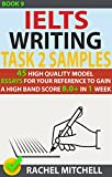 Ielts Writing Task 2 Samples : 45 High-Quality