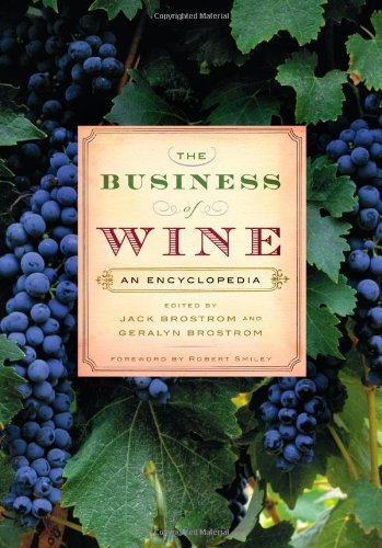 Download The Business of Wine: An Encyclopedia Pdf