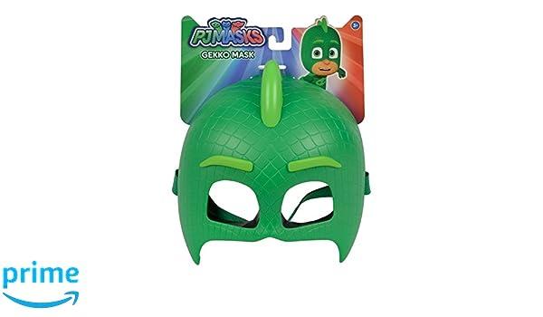 SIMBA 109402091 - PJ Máscaras Máscara Gecko: Amazon.es: Juguetes y juegos