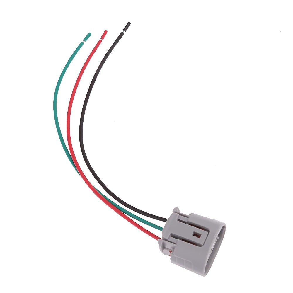 Alternator Plug Harness Regulator Pigtail 3 Wire For Infiniti G35 Fuel Pump Ex35 Nissan 350z Maxima Rogue Subaru Impreza Forester Audi A8 Automotive