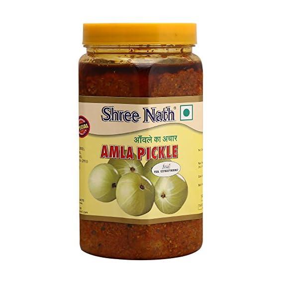 Shree Nath Amla Pickle, 1 KG
