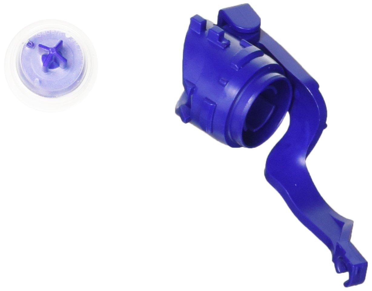 Geberit Impuls 380 Side Entry Inlet Float Valve Diaphragm Assembly 240.771.00.1, Multi-Colour
