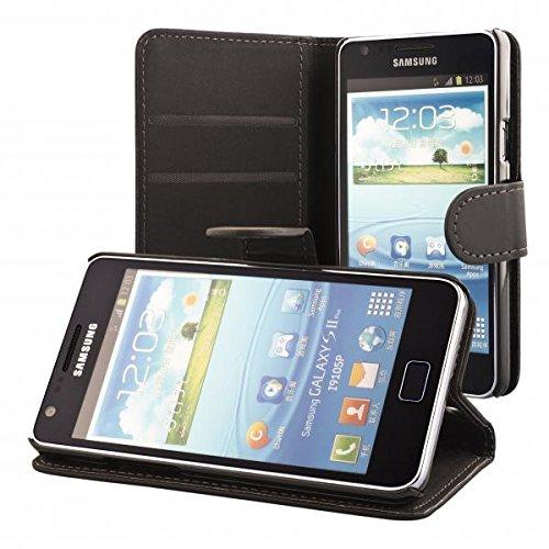 287 opinioni per ECENCE 11010203- Samsung Galaxy S2 i9100 S2 Plus i9105 Custodia a Portafoglio
