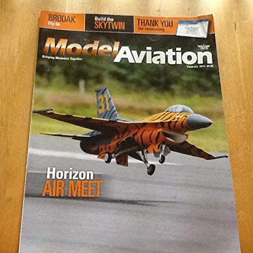 Model Aviation, February 2013