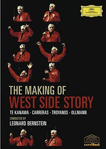 【お得】 The Making Of West Side Story by [DVD] Side [2005] by Making Leonard Bernstein B01I05LGBI, tetelab:3c59ba4c --- xn--paiius-k2a.lt