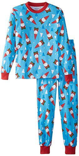 Sara's Prints Unisex Kids Two-Piece Pajama Set