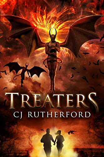 Treaters: A Post Apocalyptic Survival Horror (The Hellswar Book 1)]()