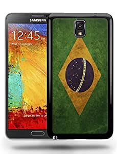 Brazil National Vintage Flag Phone Case Cover Designs for Samsung Galaxy Note 3