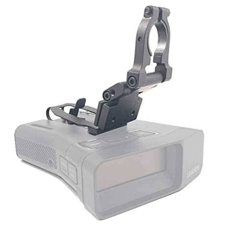Compatible with Most American and Asian Vehicles Looks Factory Installed BlendMount BR7-2001R Aluminum Radar Detector Mount for Uniden R7 Made in USA