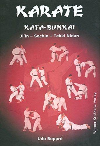 Karate Kata-Bunkai: Ji'in - Sochin - Tekki Nidan