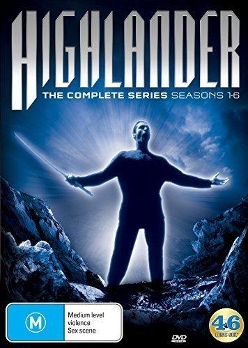 Highlander: The Complete Series: Seasons 1-6 [Australian Import] by Via Vision Entertainment