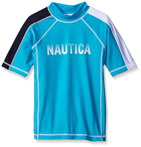 Nautica 68185Q Boys Rashguard