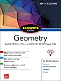 Schaum's Outline of Geometry, Sixth Edition