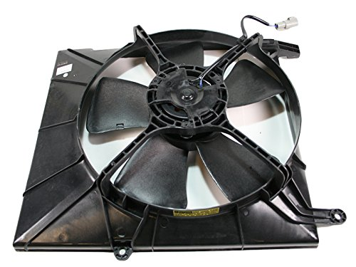 Radiator Cooling Fan Assembly for Chevy Aveo 5 Pontiac Wave Suzuki Swift
