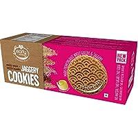 Early Foods Organic Multi-grain Millet Jaggery Cookies - Kids Snack 150gms