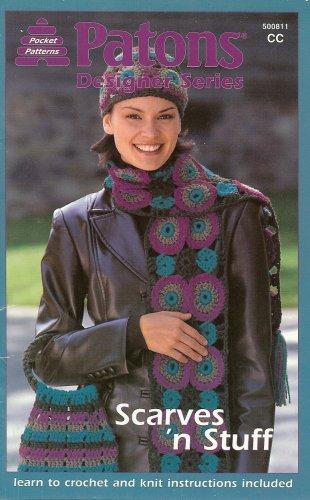 Scarves 'n Stuff - Patons Designer Series Pocket Pattern #500811CC
