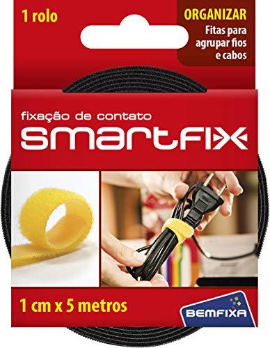 Fita Para Agrupamento Smartfix Preto/amarelo